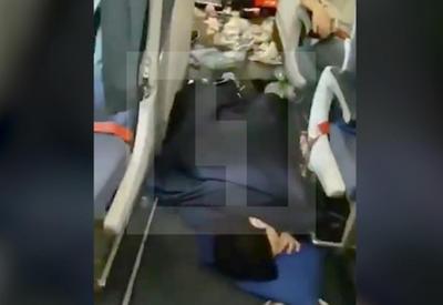"""Пассажирка рассказала об ужасе, пережитом в самолете Москва - Бангкок <span class=""""color_red"""">- ВИДЕО</span>"""