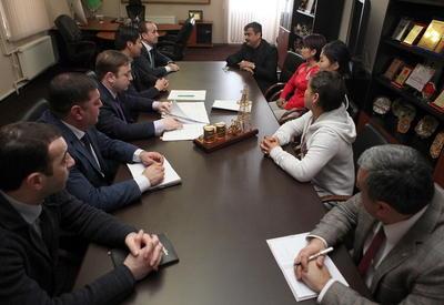 """Дзюдоистки из Украины и Монголии будут выступать за Азербайджан <span class=""""color_red"""">- ФОТО</span>"""
