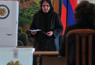 Армяне продали голоса и погубили Армению