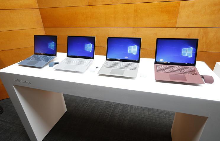 Microsoft представила новый ноутбук иоперационную систему