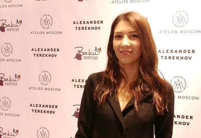 Дизайнер Мария Войтович: В Азербайджане безумно красивые женщины