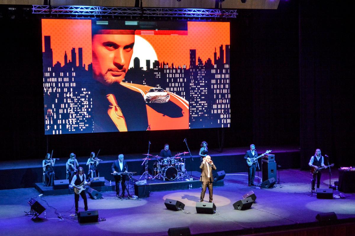Валерий Меладзе выступил концертом в Баку