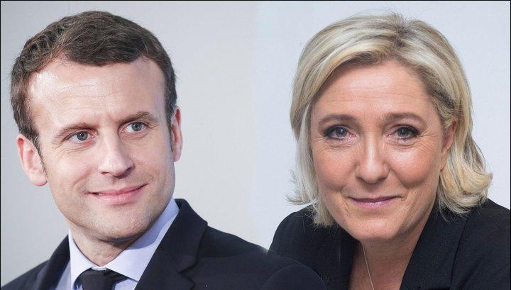 Около 78% французов считают, что победит Макрон— опрос