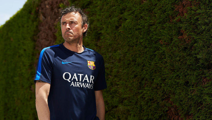 «Барселона» отыскала  замену Луису Энрике