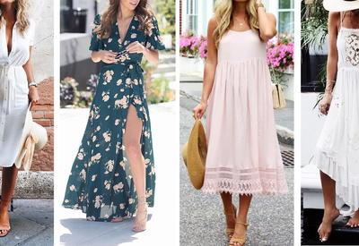 """Модные платья, которые нужно взять с собой в отпуск <span class=""""color_red"""">- ФОТО</span>"""