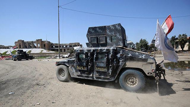 ИГ* вМосуле находится награни «полного поражения», сообщили вкоалиции