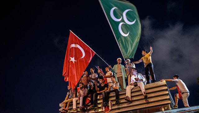 Эрдоган пригласил Трампа иего семью вТурцию