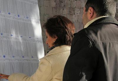 Армения в ужасе - в списки избирателей попал Азербайджан