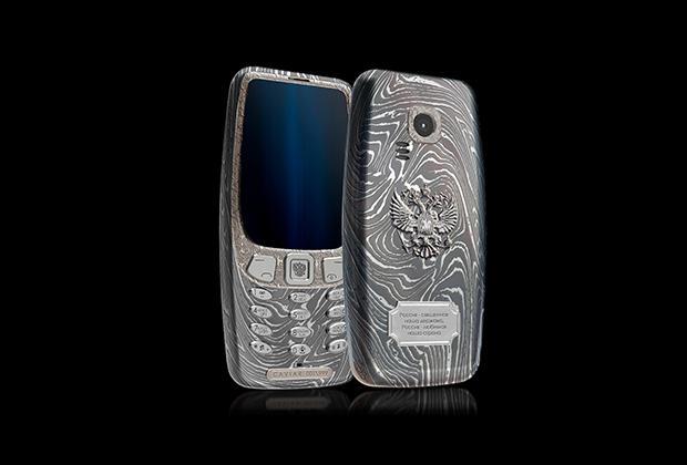 В РФ официально пришли легендарные телефоны нокиа 3310