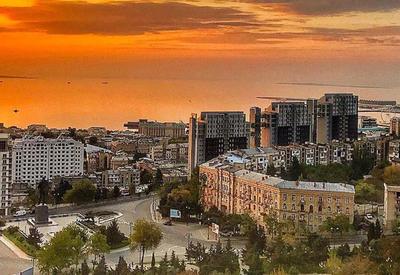 В Баку потеплеет до 28 градусов