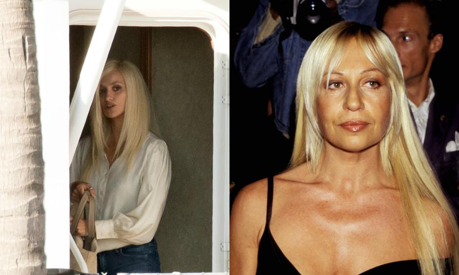 Пенелопа Крус превратилась вплатиновую блондинку