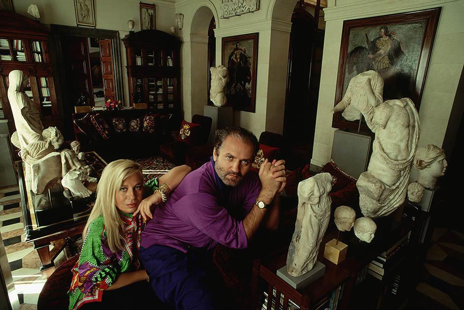 Примерила Versace: Пенелопе Крус досталась роль Донателлы Версаче