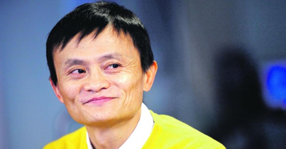 Джек Мавновь признан самым богатым человеком Китая