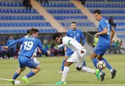 Сборная Азербайджана по футболу вышла в финал IV Игр исламской солидарности