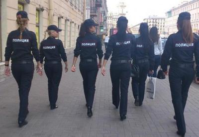 24 представительницы полиции, от которых замирает сердце