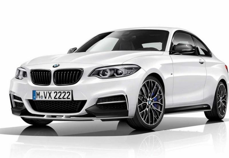 """Купе BMW 2 серии откроет парад спецверсий для других моделей <span class=""""color_red"""">- ФОТО</span>"""