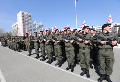 США помогут Грузии в реформировании армии