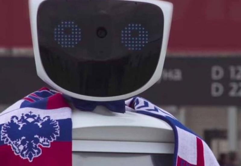 """Робот будет защищать английских болельщиков на ЧМ-2018 <span class=""""color_red"""">- ВИДЕО</span>"""