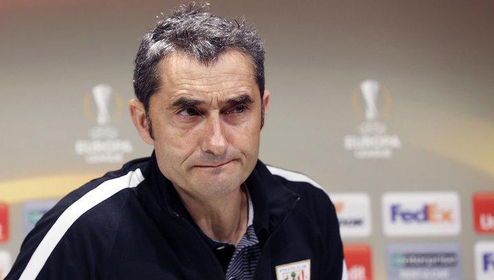 Барселона объявит оназначении Вальверде 29-го мая