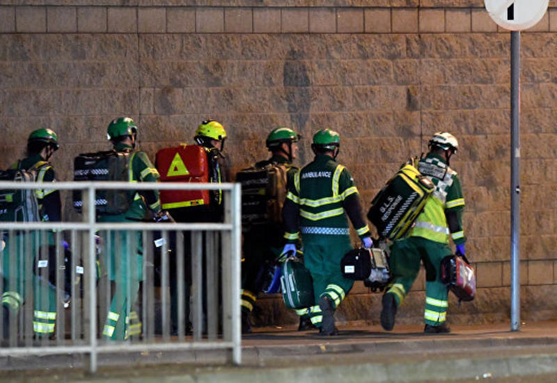 Разведка США: причастность ИГ к теракту в Манчестере пока не установлена