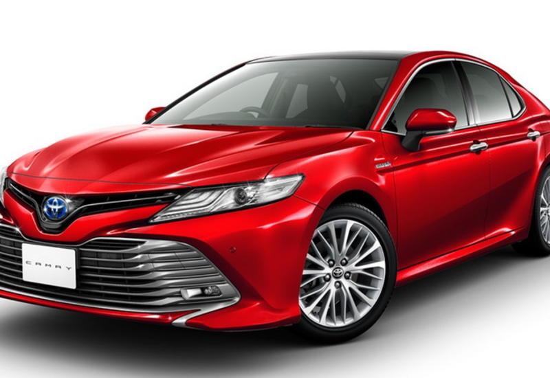 """В Японии представили новое поколение Toyota Camry <span class=""""color_red"""">- ФОТО</span>"""