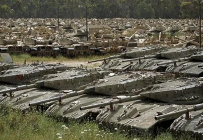 Российский эксперт: армянское вооружение устарело