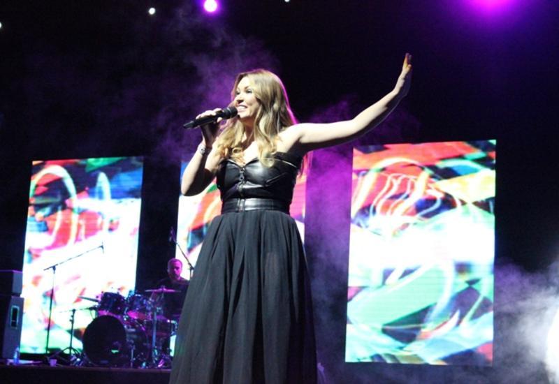 Ирина Дубцова выступит в Баку
