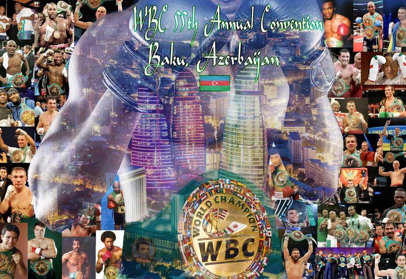 В Баку пройдет 55-я Конвенция Всемирного боксерского совета