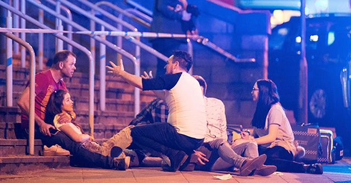 Террорист вМанчестере мог действовать не отдельно — МВД Великобритании