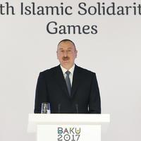 Президент Ильхам Алиев: В основе наших успехов - любовь к Родине, и это основной фактор побед наших спортсменов