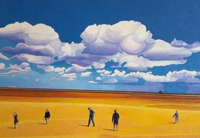 """Картинная галерея"" Day.Az: Британский фигуративный художник Дэвид Уотмо <span class=""color_red"">- ФОТО</span>"