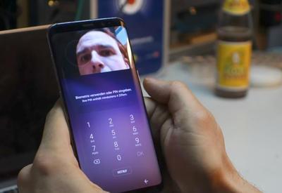 """Специалистам удалось обмануть сканер глаз в Samsung Galaxy S8 <span class=""""color_red"""">- ВИДЕО</span>"""
