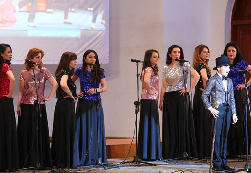 "В Баку прошел концерт, посвященный юбилею Муслима Магомаева <span class=""color_red"">- ФОТО</span>"