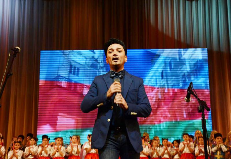 "Фаиг Агаев посвятил композицию успехам паралимпийцев на Исламиаде <span class=""color_red"">- ВИДЕО</span>"