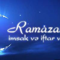 "В Азербайджане утвердили календарь месяца Рамазан <span class=""color_red"">- ТАБЛИЦА</span>"