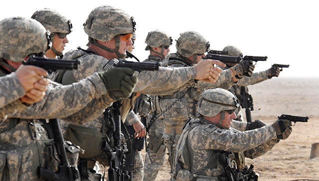 Пентагон потерял вИраке иКувейте оружия на млрд. долларов