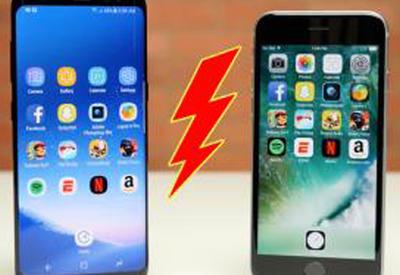 "Samsung Galaxy S8 против iPhone 6s в тесте на быстродействие <span class=""color_red"">- ВИДЕО</span>"