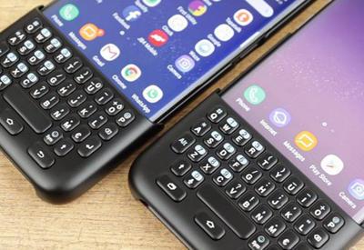 "Для Galaxy S8 и S8 Plus выпущена накладная клавиатура <span class=""color_red"">- ВИДЕО</span>"
