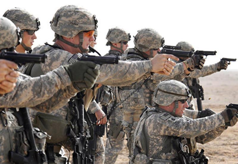 """США """"потеряли"""" в Ираке оружие на миллиард долларов"""
