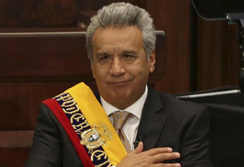 Новый президент Эквадора объявил о режиме жесткой экономии