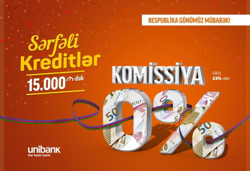 Специальная кампания от Unibank в честь Дня Республики