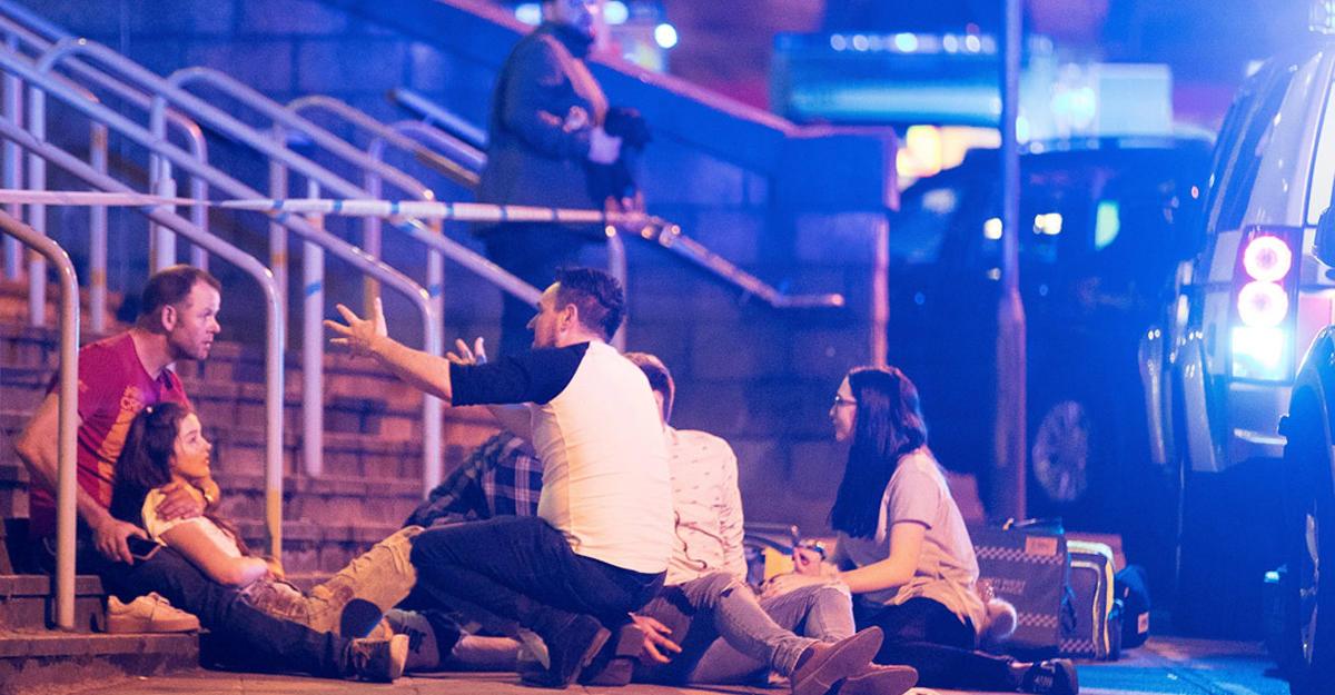 Руководитель английского МВД раздражена утечкой информации о«манчестерском террористе»
