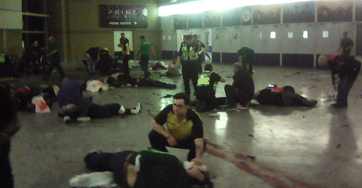Взрывы вМанчестере: ливийская милиция арестовала брата иотца террориста-смертника