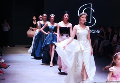 "Дебютное дефиле Design Stories by Sevinj Karimova на Azerbaijan Fashion Week <span class=""color_red"">- ФОТО</span>"
