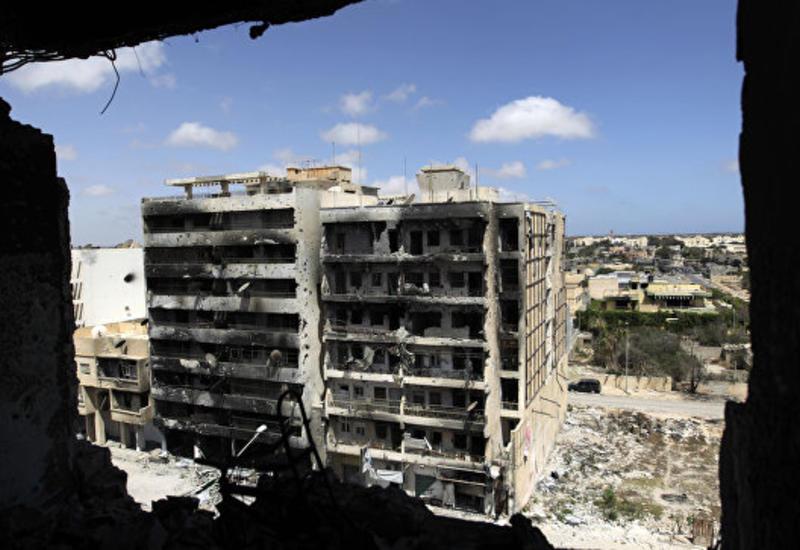 В ходе боев в Триполи погибли тринадцать человек
