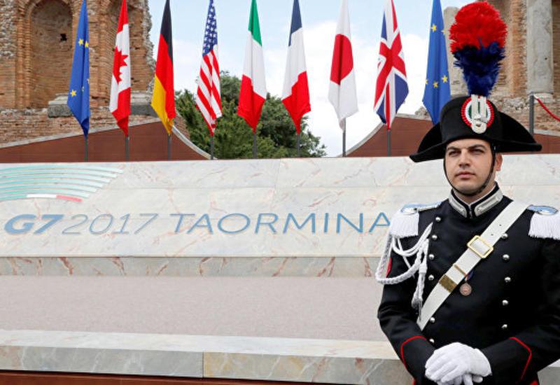 Лидеры G7 договорились усилить сотрудничество по борьбе с терроризмом