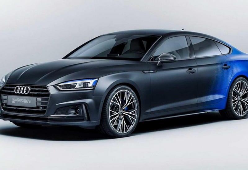 "Audi перевела лифтбек А5 на газовое топливо <span class=""color_red"">- ФОТО</span>"