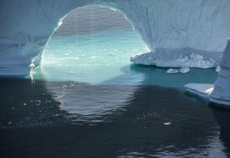 """Стремительно тающие ледники Арктики в фотографиях экоактивистки Дианы Тафт <span class=""""color_red"""">- ФОТО</span>"""