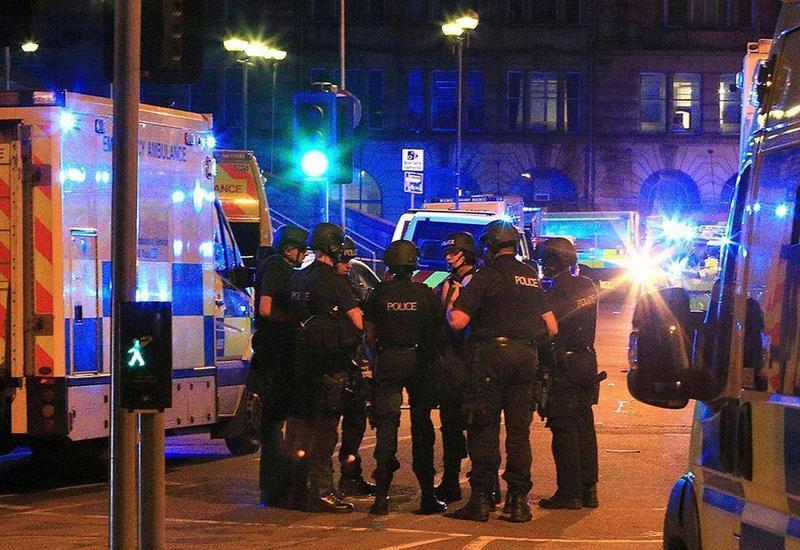 Задержан еще один подозреваемый в причастности к совершению теракта в Манчестере