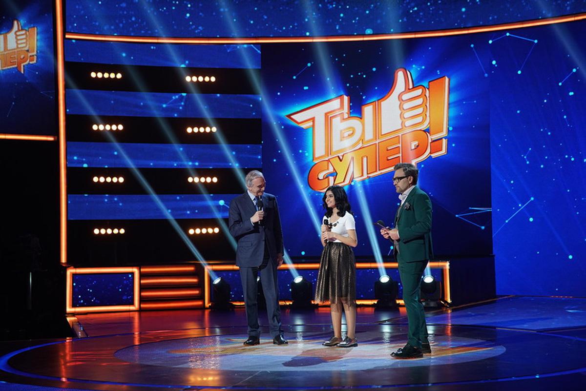 Анастасия Симоганова изСаратова вышла вфинал конкурса «Тысупер!»